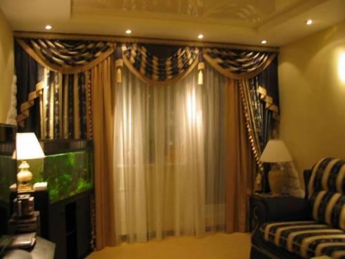 Зальная комната фото